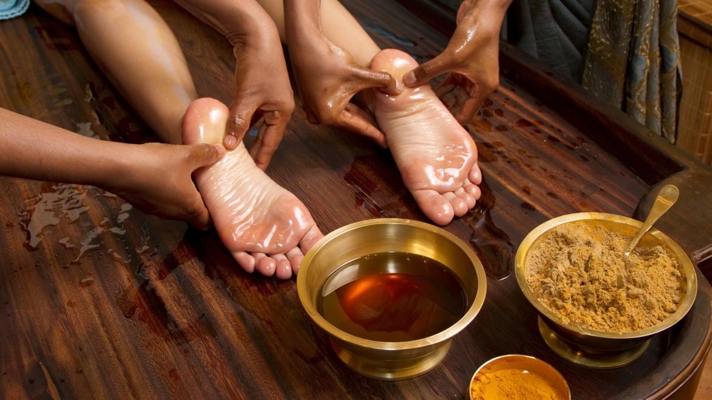 Corso teorico pratico di Massaggio Ayurvedico